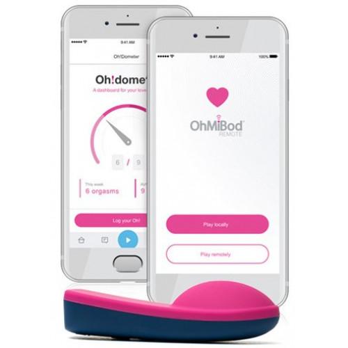 Ohmibod Nex1 Telefondan Kontrol Edilebilen 2. Nesil Külotlu Vibratör