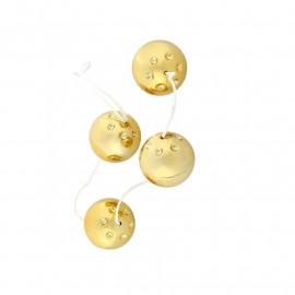 Gold Vibro Balls 4'lü Aşk Topları ve Anal Sex Fantazi Topu