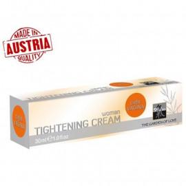 Hot Shiatsu Tightening Cream Women 30 ml