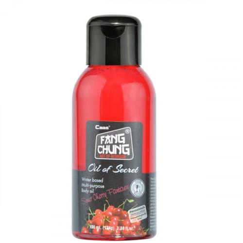 Fang Chung Oil of Secret Vişne Aromalı Masaj Yağı 100 ml.