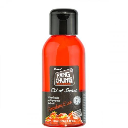 Fang Chung Oil of Secret Çilek Aromalı Masaj Yağı 100 ml.