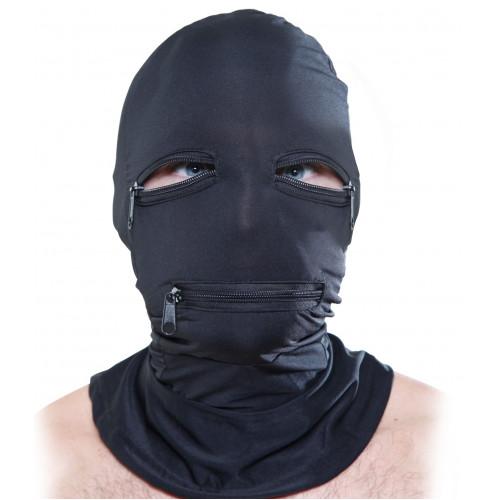 Pipedream Fetish Fantasy Fermuarlı Fetiş Maske