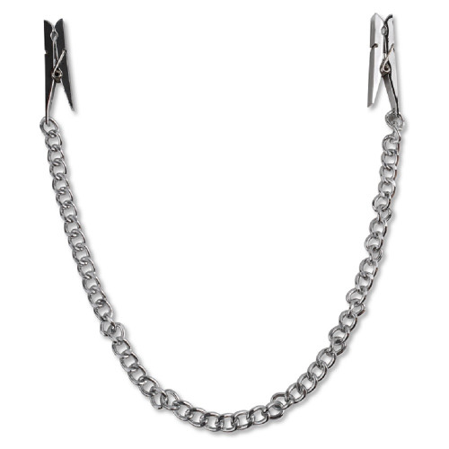 Fetish Fantasy Series Nipple Chain Clips