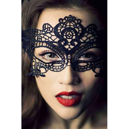 Fantazi Dantelli Göz maskesi