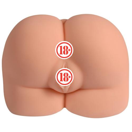 Shequ Mora Anal ve Vajinal 2 İşlevli Realistik Kalça Vajina