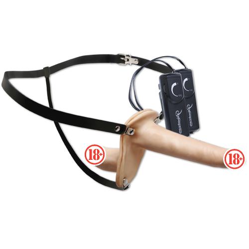 Süper Penetrix Tek Taraflı Kullanılan Strapon Protez Penis 14.5 cm