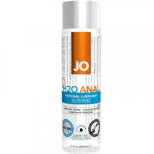 System Jo Cooling  Premium Su Bazlı Anal Kayganlaştırıcı Jel 120 ml