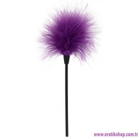 Toy Joy Sexy Feather Tickler Kuş Tüyü Gıdıklayıcı Fetiş Tüy Mor