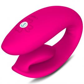 Leten Vivi Telefon Uyumlu Çiftlere Özel Partner Vibratör Su Geçirmez