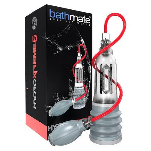 Bathmate HydromXtreme5 Yeni Seri Sulu Penis Vakum Pompası 2019 Üretim