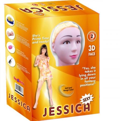 Jessica kadın realistik manken