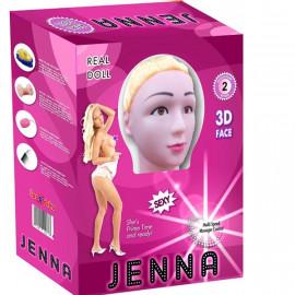 Jenna kadın realistik manken