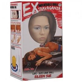 Extravaganza Eileen Sue Realistik Manken