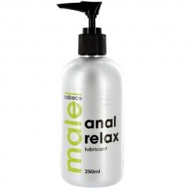 Cobeco Male Anal Relax Lubricant Anal Rahatlıcı Jel 250 ml
