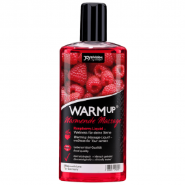 Joy Division Warm Up Ahududulu Oral Seks Jeli 150 ml
