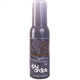 Joy Drops Chocolate Personal Lubricant Gel 100 ml
