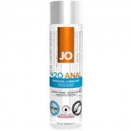 System Jo Warming Isıtıcılı Anal Kayganlaştırıcı Jel 120 ml