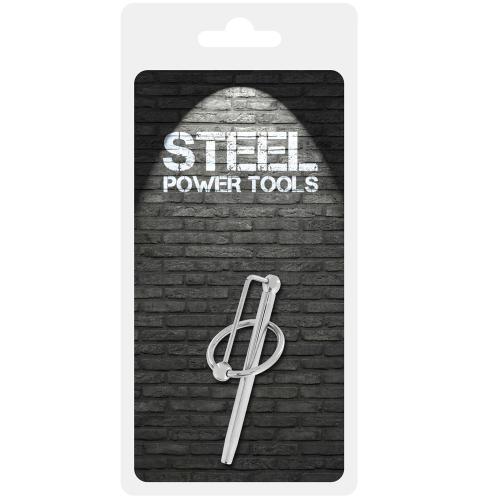 Steel Power Long Princess Wand 28 mm