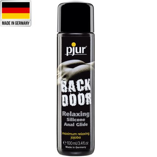 Pjur Black Door Relaxing Anal Glide Silikon Anal Sprey