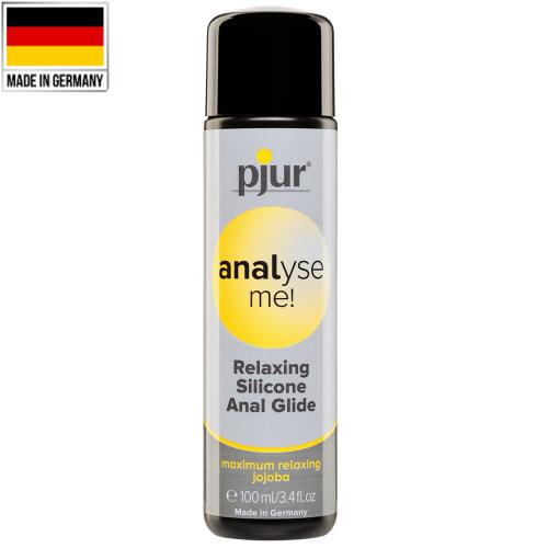 Pjur Analyse Me Glide Silikonlu Anal Kayganlaştırıcı 100 ml