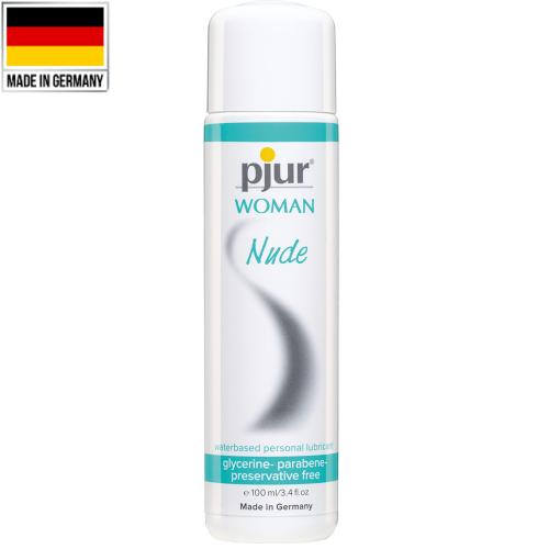 Pjur Woman Nude 100 ml Daha Hassas Ten Kayganlaştırıcı Jel