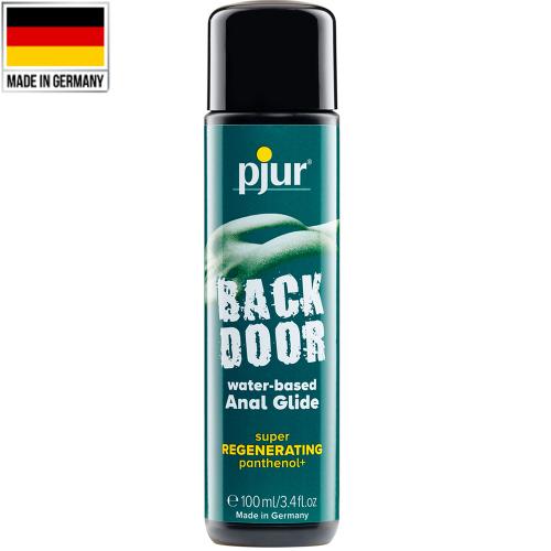 Pjur Back Door Regenerating Panthenol Anal Glide 100 ml Anal Kayganlaştırıcı