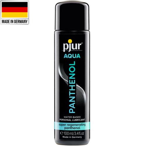Pjur Aqua Panthenol Anal Glide 100 ml Kayganlaştırıcı