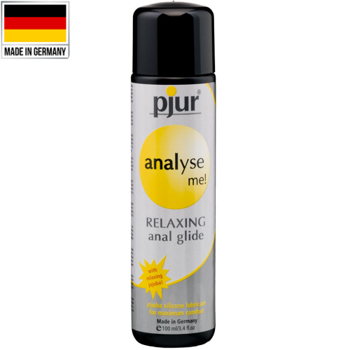 Pjur Analyse Me Relaxing Silicone Anal Glide 100 ml Silikon Anal Jel