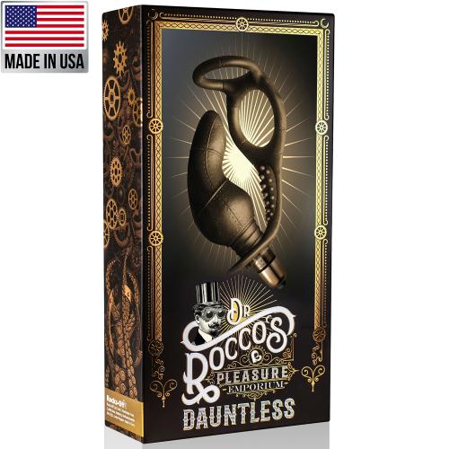 Rocks-Off Dr Roccos Dauntless Anal Vibratör ve Prostat Masaj Aleti
