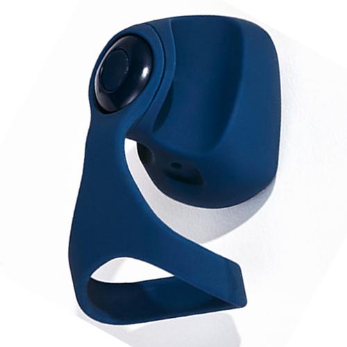 Dame Products Fin Lacivert Ultra Güçlü Parmak Vibratör