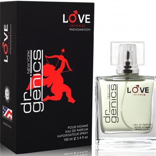 Dr. Genics Love Afrodizyak Etkili Erkek Parfüm 100 ml