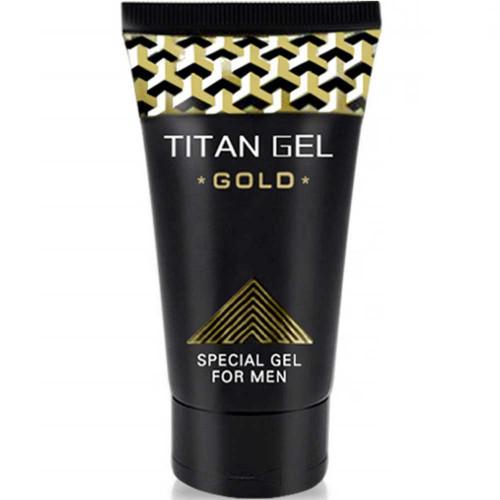 Titan Gel Gold Made İn Russia Özel Penis Kremi