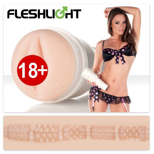 Orjinal Fleshlight Girls Tori Black Torrid Mastürbatör Vajina