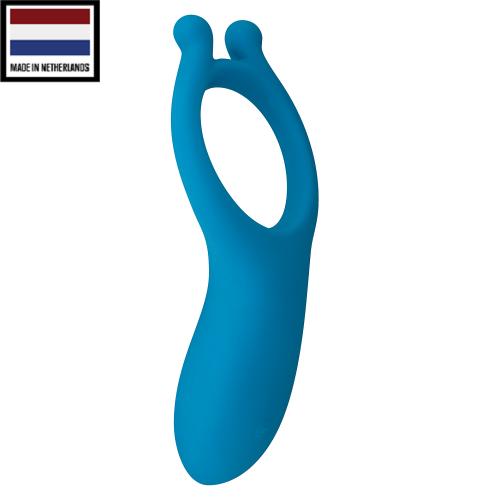 Toy Joy Designer Edition Hero Klitoris Uyarıcılı Penis Halkası