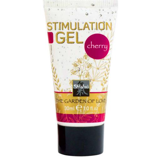 Hot Shiatsu Stimulation Jel Cherry Woman 30 ml Özel Krem