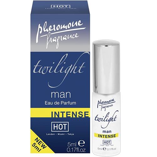Hot Twilight Erkeklere Özel Feromonlu Aşk Parfüm 10 ml