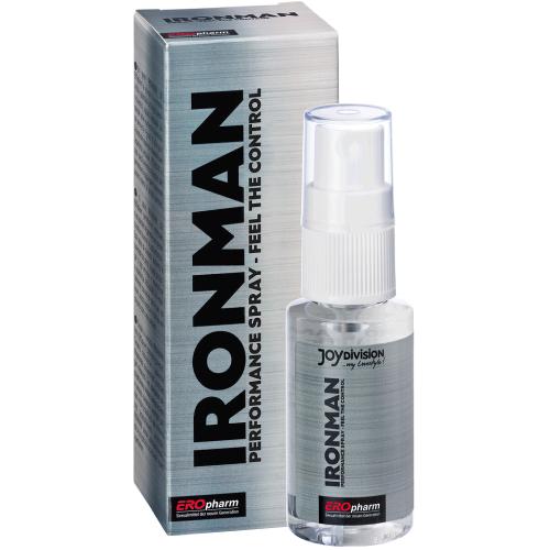 Joy Division İronman Performance Spray Feel The Control Alman Penis Sprey 30 ml
