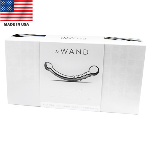 Le Wand Stainless Steel Bow