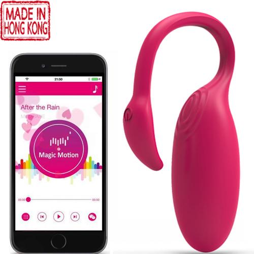 Magic Motion Flamingo Lüks Usb İle Şarj Edilebilen Telefon Uyumlu Giyilebilir Vibratör