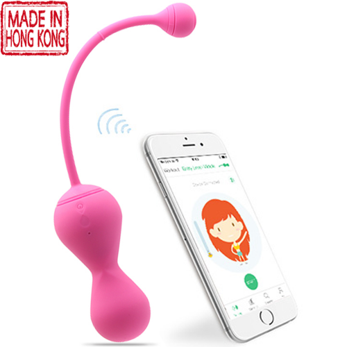 Magic Motion Smart Kegel Balls Telefon Kontrollü Kegel Vibratör