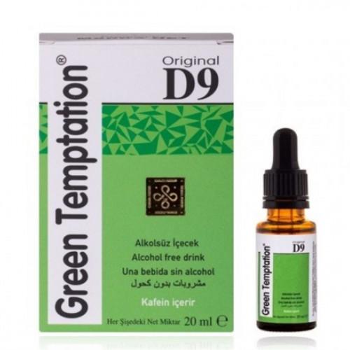 Green Temptation D9 Bayan Damla 30 ml