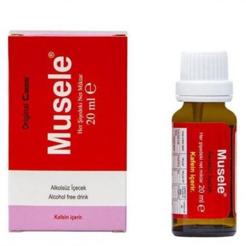Original Musele Bayan Damla 20 ml