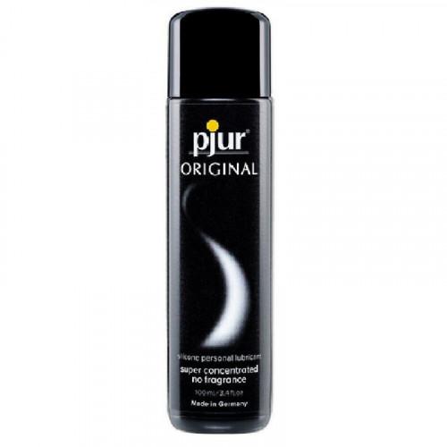 Pjur Original Silicone Personal Lubricant 100 ml Silikon Bazlı Kayganlaştırıcı