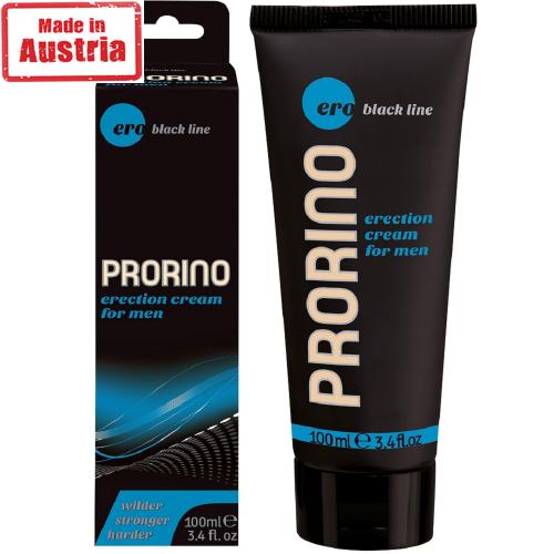 Prorino Erection Cream For Men İthal Özel Erkek Penis Kremi