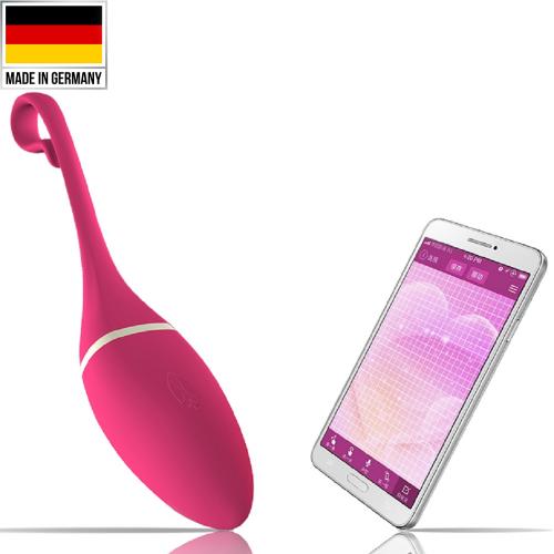Realov İrena 1 Telefon Kontrollü Vibratör ve Giyilibeilir Dildo Telefon Kontrollü
