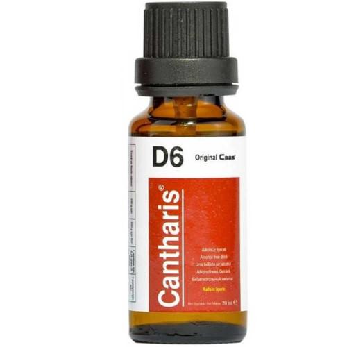 Orjinal Cantharis D6 Bayan Damla 20 ml
