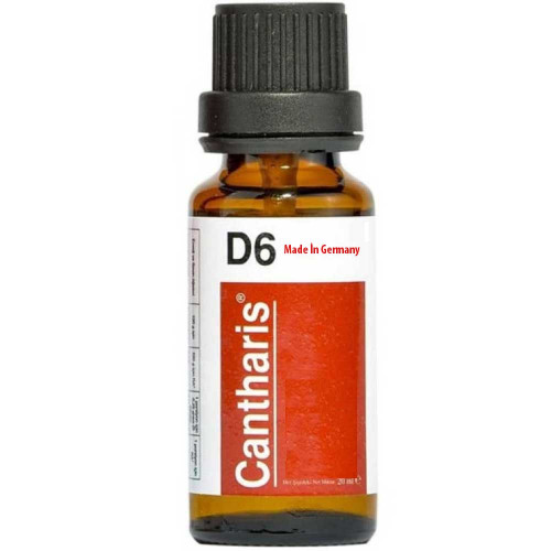 Cantharis D6 Made İn Germany Bayan Damla 20 ml