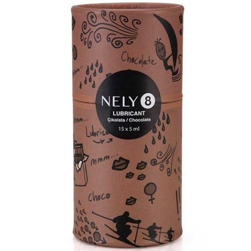 Nely8 Çikolata Aromalı Kayganlastirici Jel 75 Ml