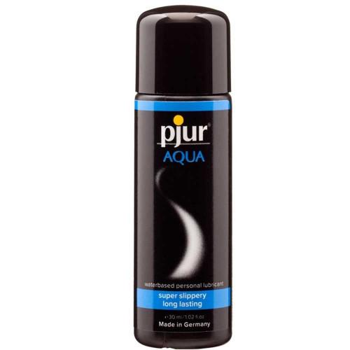 Pjur Aqua 30 ml Uzun Süre Kayganlık Hissi Kayganlaştırıcı Jel