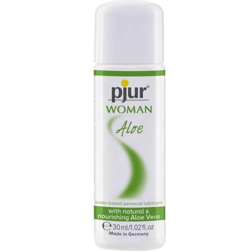 Pjur Woman Aloe Cilt Besleyici Kayganlaştırıcı Jel 30 ml